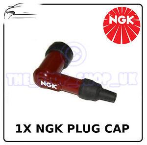 1x-NGK-Rot-Zuendkerzenstecker-passend-fuer-Husqvarna-WR250-1999-2004-spc8na50