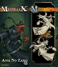 Malifaux Ama No Zako Outcast box plastic Wyrd miniatures 32 mm new