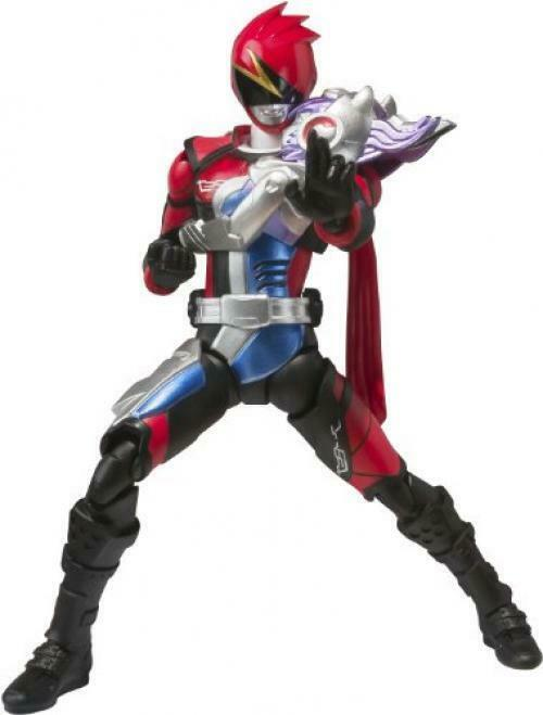 NEW S.H.Figuarts Unofficial Sentai Akibaranger SUPER AKIBA RED Action Figure F S