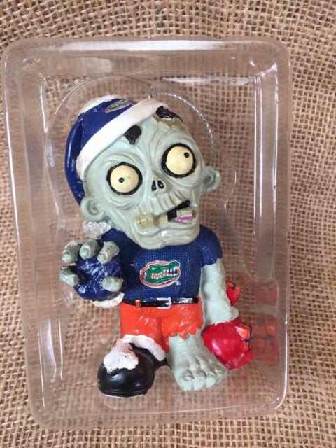 New UF Florida Gators Zombie Christmas Ornament NCAA ...