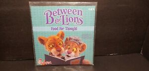 Between-The-Lions-Food-For-Thought-Chick-fil-A-Audio-CD-Disc-4-Brand-New-B361