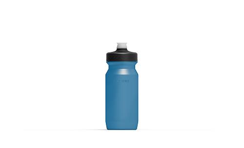 CUBE Trinkflasche 0,75 l Icon blue Flasche Sportflasche Fahrradflasche blau