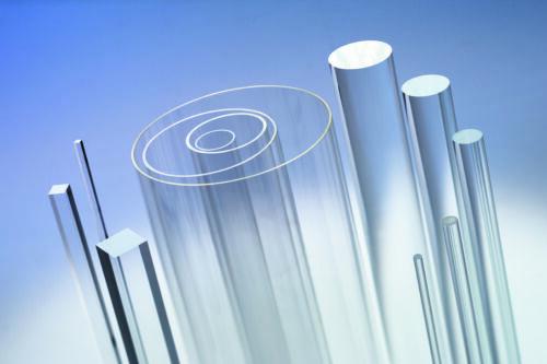 6x Acrylglas Rundstab Ø 6mm x 30cm Plexiglas transparent Klar Acryl Tube Rohr