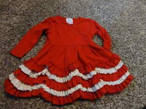 4617dcc7cf6 BOUTIQUE LEMON LOVES LAYETTE LIME 12-18 RED WHITE DRESS GORGEOUS