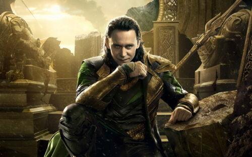 "Loki Britain Movie Star 38/""x24/"" Poster 025 Tom Hiddleston"