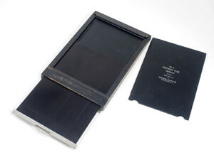 Eastman Kodak 5x7 Plate Film Holder With Film Sheaths