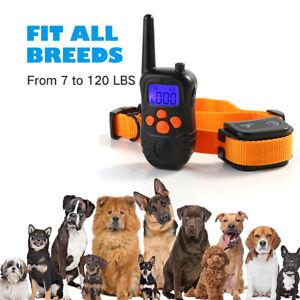 Anti-Bark-No-Barking-Training-Collar-Shock-Control-For-Small-Medium-Large-Dog