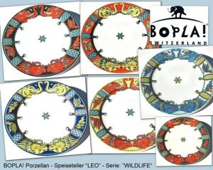 LEO-BOPLA-Porzellan-grosser-Essteller-Speiseteller-27cm