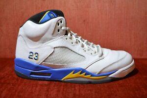 premium selection f30cc e6515 Image is loading Men-039-s-Nike-Air-Jordan-5-V-
