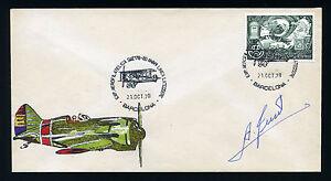 ESPANA-SOBRE-EXPO-FILATELICA-1978-FIRMADO-A-FUSET
