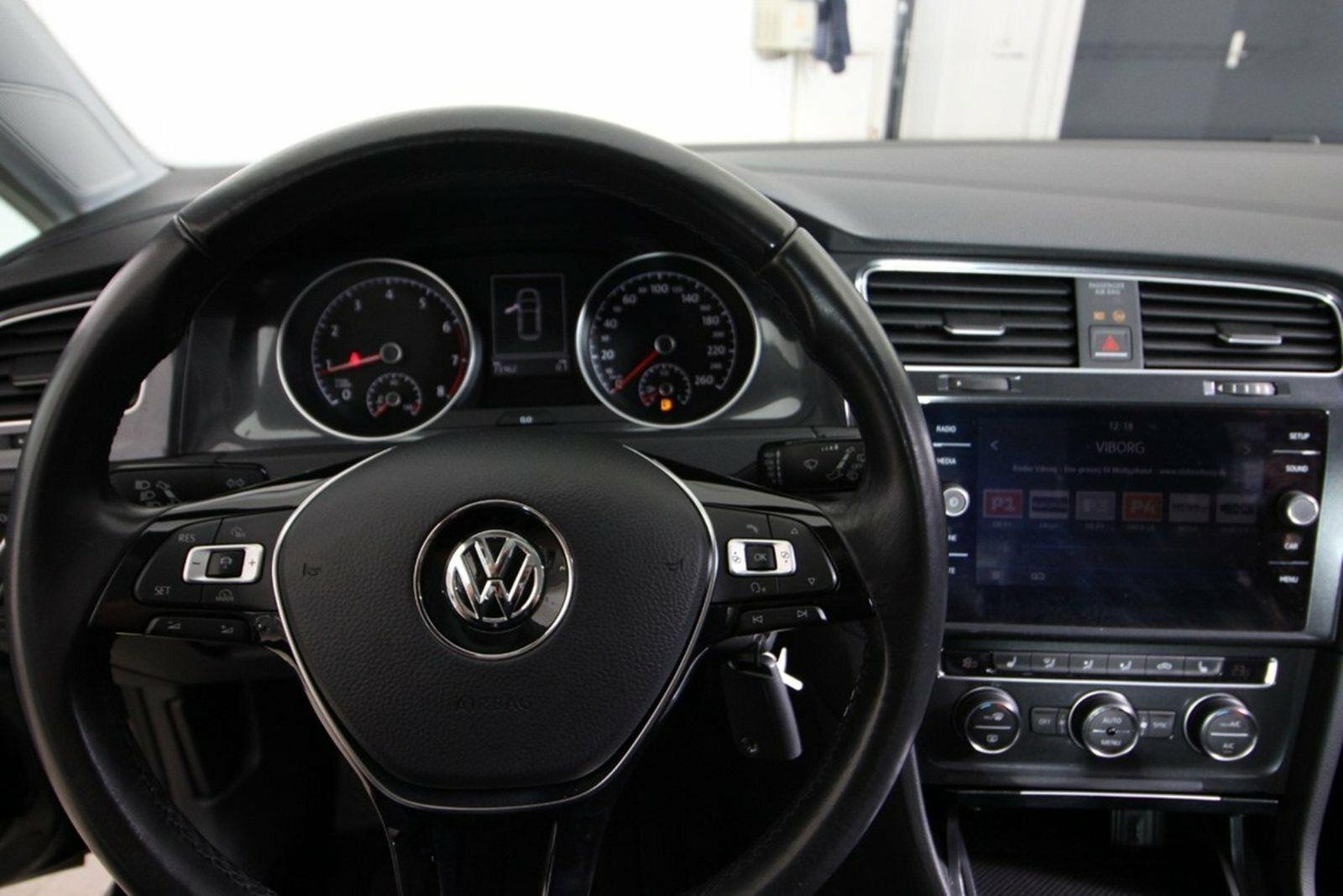 VW Golf VII TSi 125 Comfortline