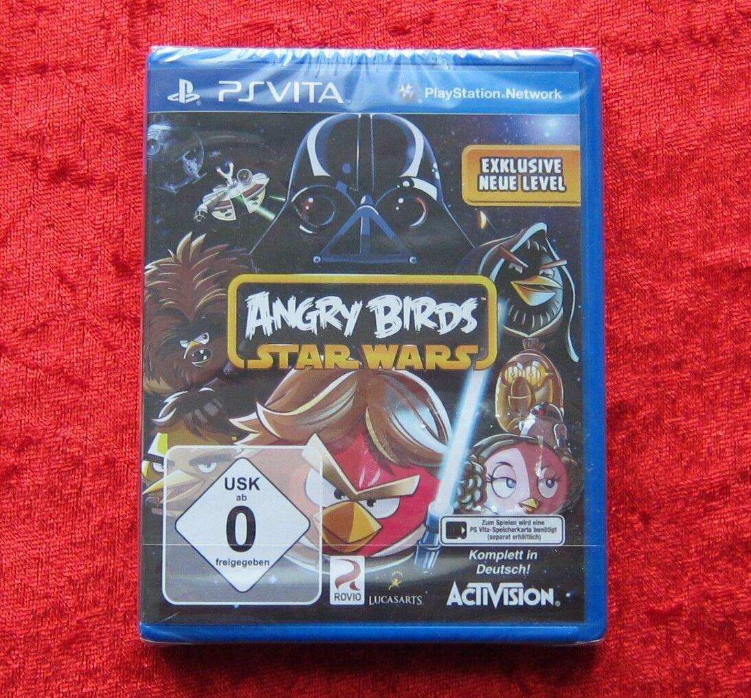 Angry Birds Star Wars, Sony PSVita Spiel - Avis StarWars