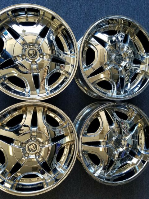 TIS CHROME WHEEL 20X8.8  5x135  FOR  FORD  1997-2003 -NOW AT A LOWER $$$$
