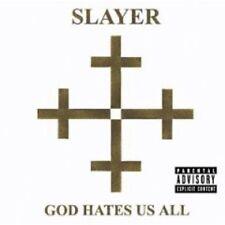 Slayer - God Hates Us All [New CD] Explicit
