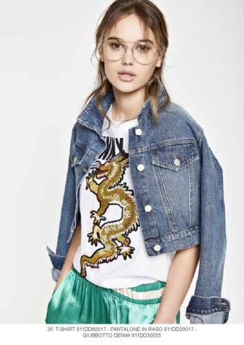 2018 Jeans Printemps 120 Vestes 00 Rose € 811dd30005 Denny Outlet Disp 50 zanRv8wA