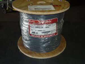 NEW Southwire Tappan Sound & Security Cable R60052-1A 1000\' ft roll ...