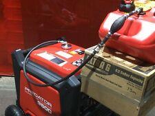 Predator Super Quiet 9500 Generator 65 Gal Extended Run Marine Fuel System