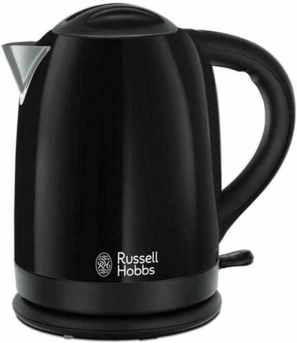 Russell Hobbs Dorchester Bouilloire électrique noir 20093 1.7 L Rapide Eau bouillir 3000 W