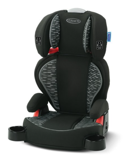Graco TurboBooster High Back Booster Car Seat, Tamsin