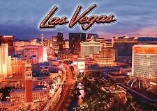Las Vegas, LV Boulevard, Venetian Hotel Casino, Mirage, Nevada, Strip - Postcard