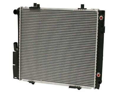 For Mercedes-Benz W201 190E 1987-1993 Radiator Aftermarket 201 500 64 03