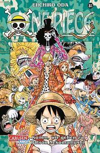 One Piece 81-allemand-willard Manga-article Neuf-afficher Le Titre D'origine Moderne Et EléGant à La Mode