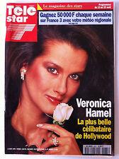 TELE STAR du 14/08/1995; Véronica Hamel/ Myke Tayson/ Stacy Haiduk/ Roger Moore