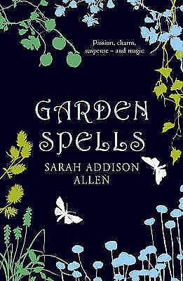 "1 of 1 - ""VERY GOOD"" Addison Allen, Sarah, Garden Spells, Book"