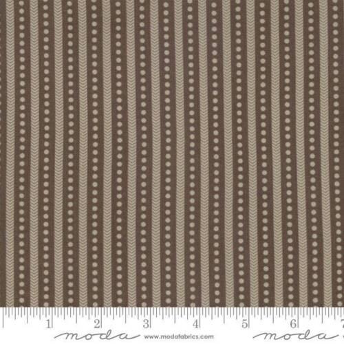 Moda ATELIER DE FRANCE Dark Roche 13807 18 Quilt Fabric Yard French General