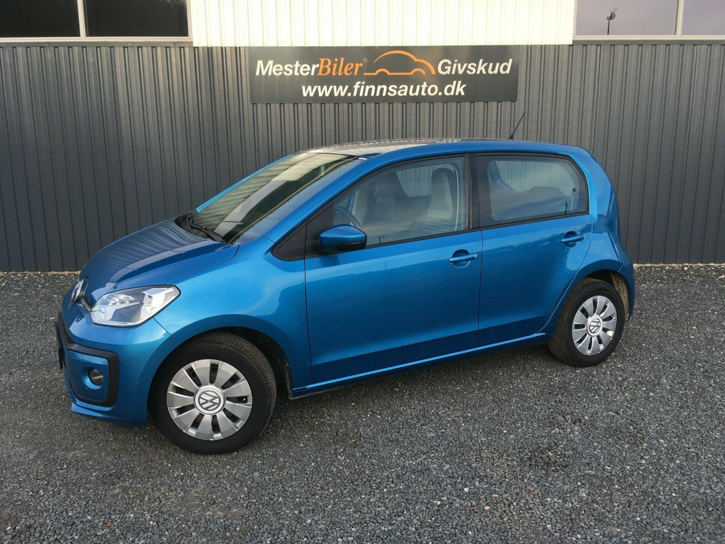 VW Up! 1,0 MPi 60 Move Up! BMT 5d - 93.400 kr.