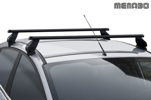 Menabo Nere Barre Portatutto Portapacchi RENAULT CLIO 2012/> 5P