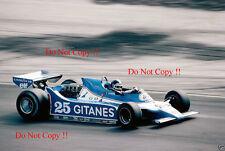 Jacky pela Ligier JS11 Francés Grand Prix 1979 fotografía