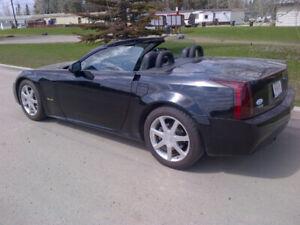 2005 Cadillac XLR Raven