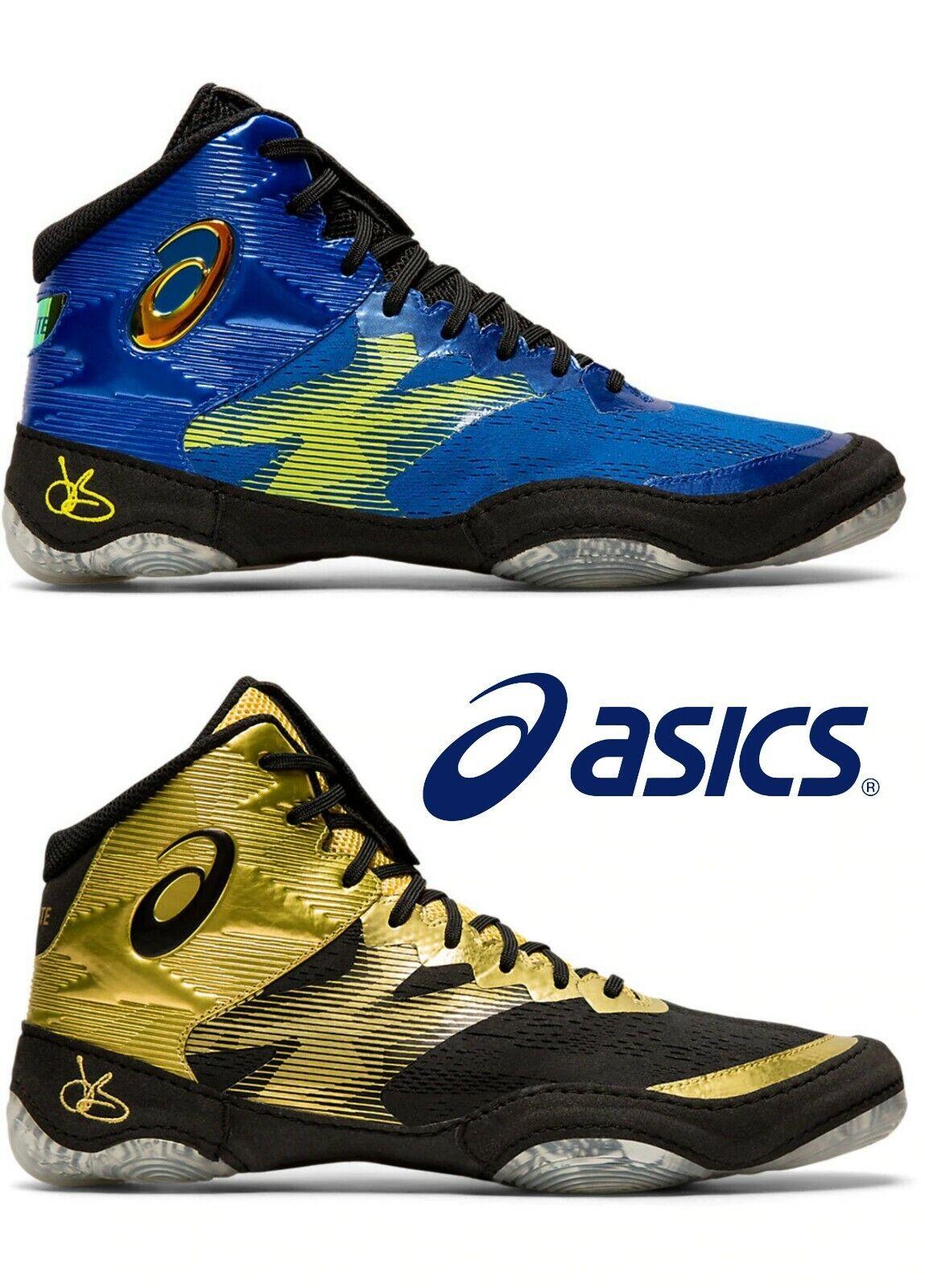 Asics JB Elite IV Wrestling scarpe Scarpe da boxe Scarpe da Lotta