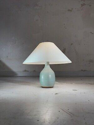 1950 Drillon Lampe Ceramique Moderniste Art Populaire Forme Libre Vallauris Mantenerte En Forma Todo El Tiempo