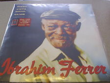 Buena Vista Social Club presents Ibrahim Ferrer - 2LP 180g Vinyl // OVP // DLC