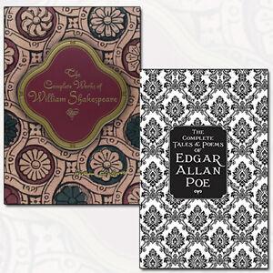 Details Zu Complete Tales Poems Of Edgar Allan Poems Knickerbocker Classics 2 Books Set