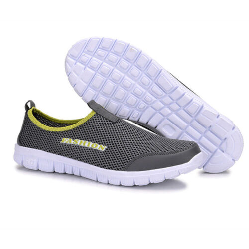New Men/'s Sport Water Shoes Lightweight Breathable Outdoor Slip on Runnning Lot