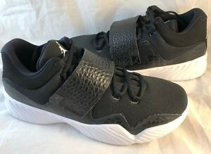 b193df9e007f6f Nike Air Jordan J23 Lace Strap Shoes Size Men s 12 854557-010 Black ...