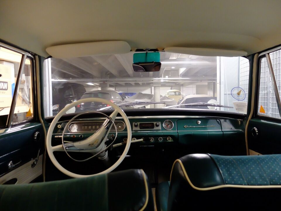 Opel Rekord, 1,7 P2, Benzin