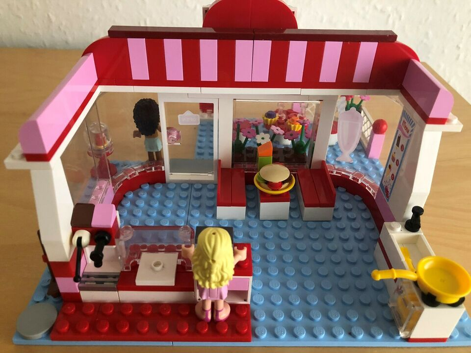 Lego Friends, Café
