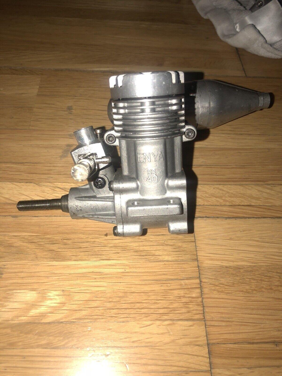 ENYA SS40 Model Nitro Engine