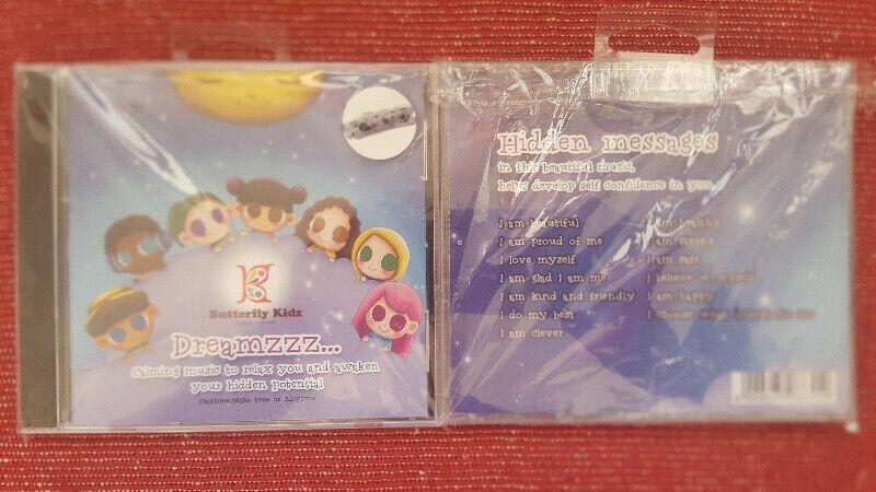 Butterfly Kidz Dreamzzz CDs