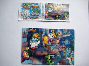 1-Einzelpuzzle-034-Kukomons-034-von-2000-1-Beipackzettel