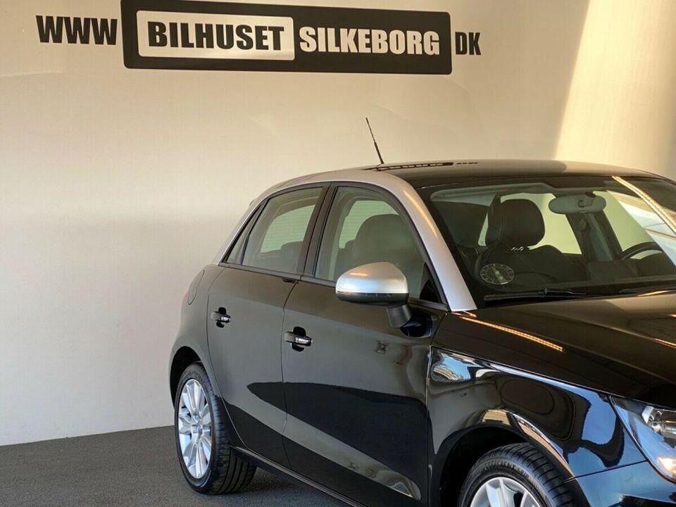 Audi A1 1,6 TDi 90 Ambition SB S-tr. Diesel aut. Automatgear