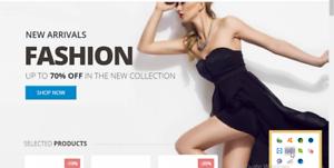 Multi Vendor eCommerce Website  Free hosting installation