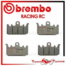 Set di pastiglie Freno sinterizzate per Ducati 899 Panigale 14-15 2014-2015 SBS Performance Front Fast Road Sintered Originale qualit/à OEM 900HS