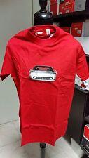 T-SHIRT FERRARI 456 RED TAGLIE M, L ,XL FILA F50436