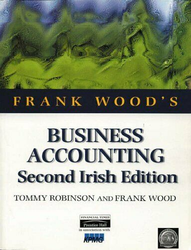 Business Accounting by Robinson, Tommy Paperback Book The Fast Free Shipping