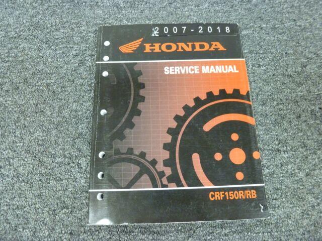 2007 2008 2009 2010 Honda Crf150r Rb Dirt Bike Shop